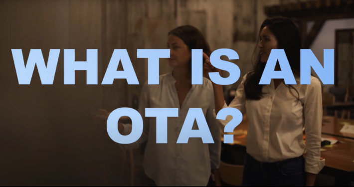 What is an OTA